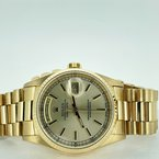 Pre-owned Rolex President Day-Date