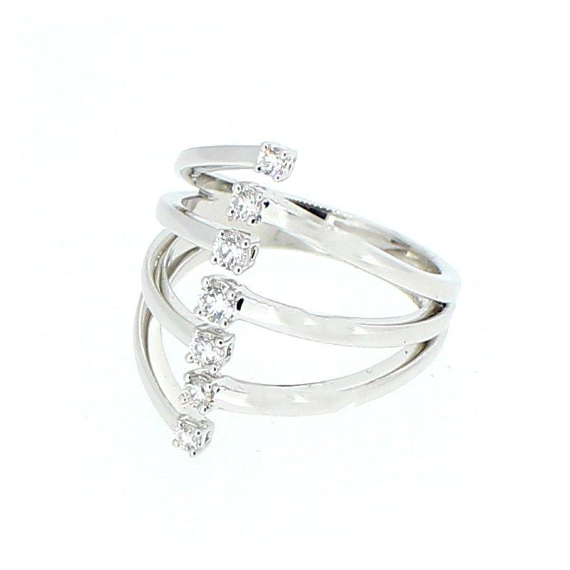 Decor Diamond Ring