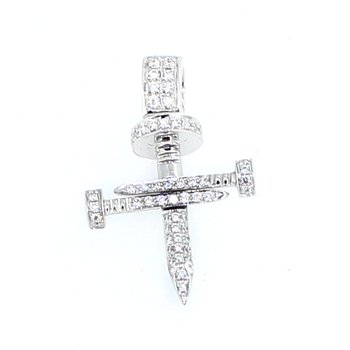 Nail Diamond Cross