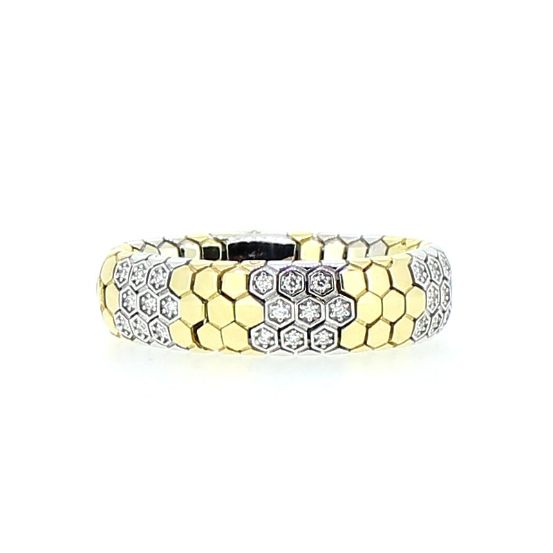 Decor Flexible Diamond Band