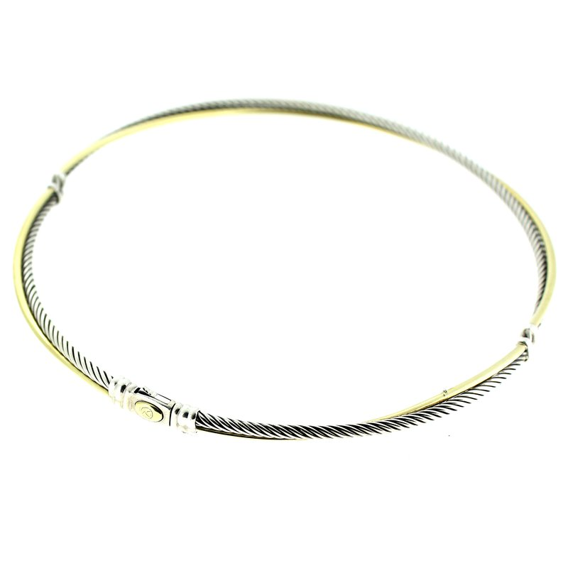 David Yurman Collar Necklace
