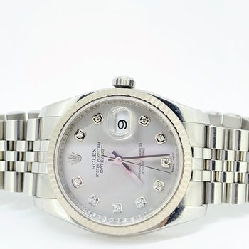 36mm Stainless Steel Datejust