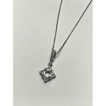 Diamond Pendant Mounting
