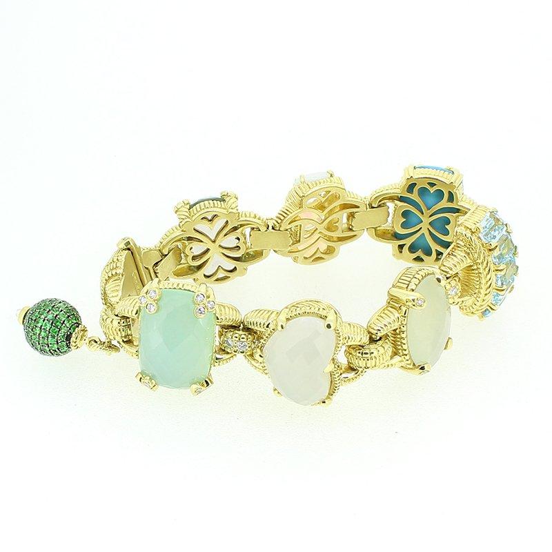 Judith Ripka Couture Collection Ambrosia Bracelet