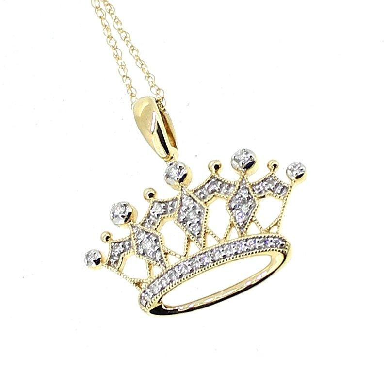 Decor Diamond Crown