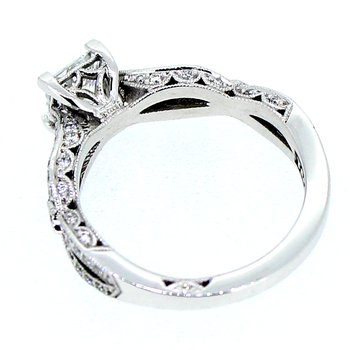 Tacori Diamond Ring Mounting