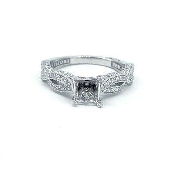 Tacori Diamond Ring Mounting