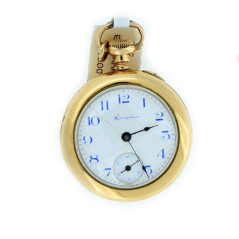 Hampden Hampden Pocket Watch