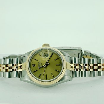 Ladies Two Tone Datejust