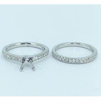 Diamond Ring Mounting Set
