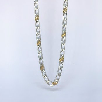 2 Tone Tiffany and Co Necklace