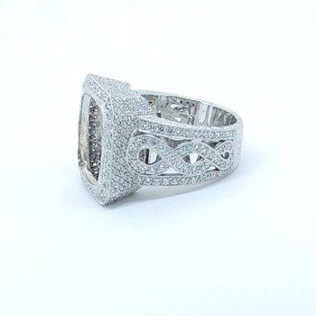 2.09 Carat Diamond Semi Mount