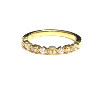 .24ct Diamond Wedding Band