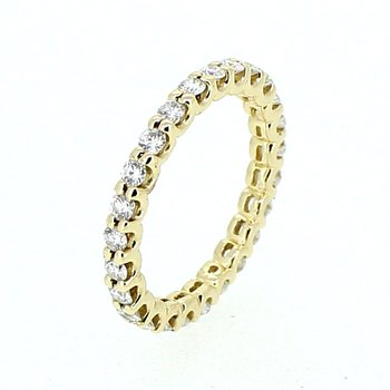 1.03ctw Diamond Eternity Band