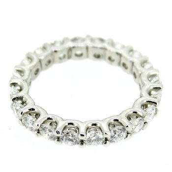 3.01ctw Diamond Eternity Band