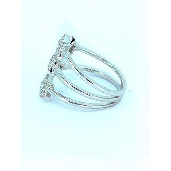 5 Star Diamond Ring