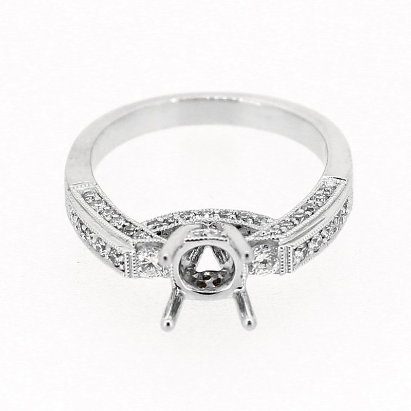 Decor Diamond Ring Mounting