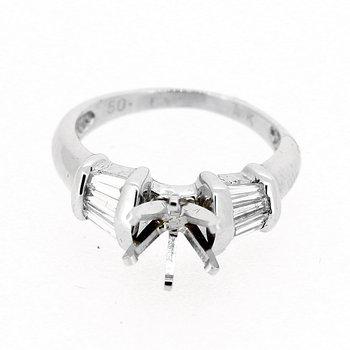 Baguette Ring Mounting