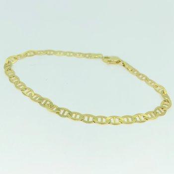 Mariner Gold Link Bracelet