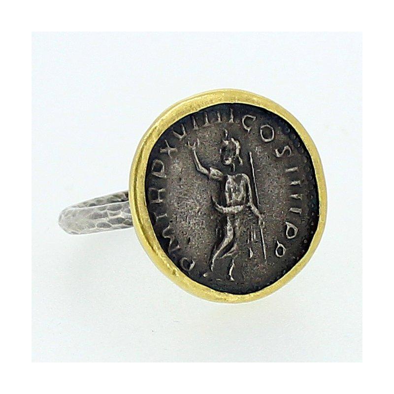 Kurtulan Coin Ring