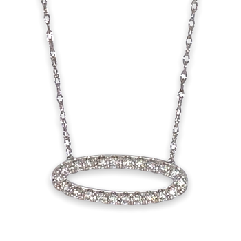 Decor East To West Necklace