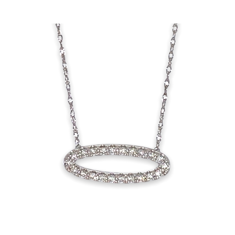 East To West Necklace