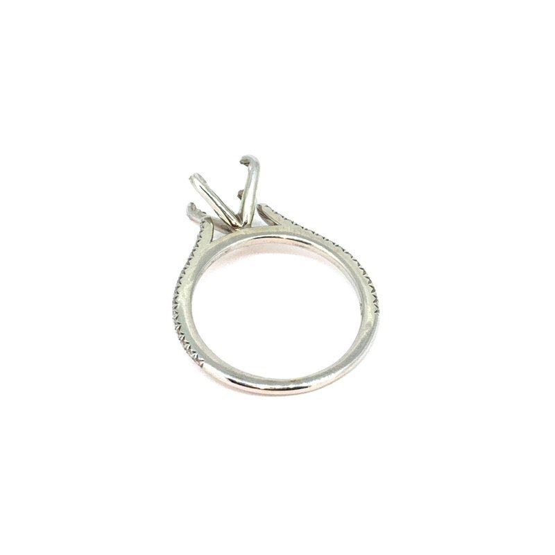 Siera Cathedral Style Diamond Ring Mounting