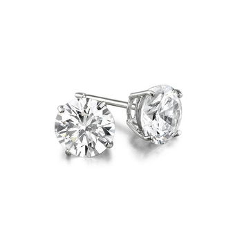 .27ct Diamond Stud Earrings