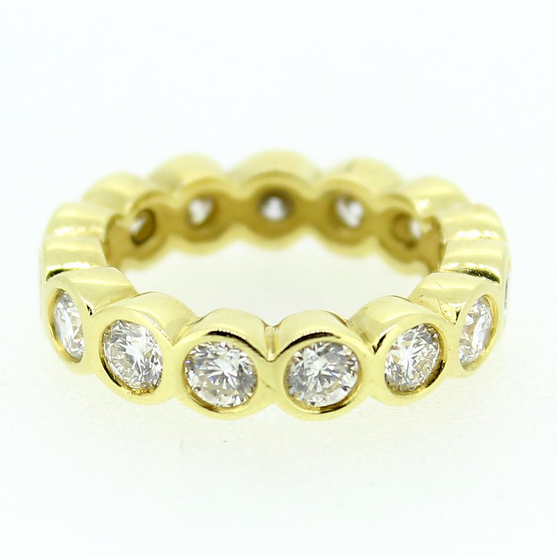 Decor 3.00ctw Diamond Eternity Band