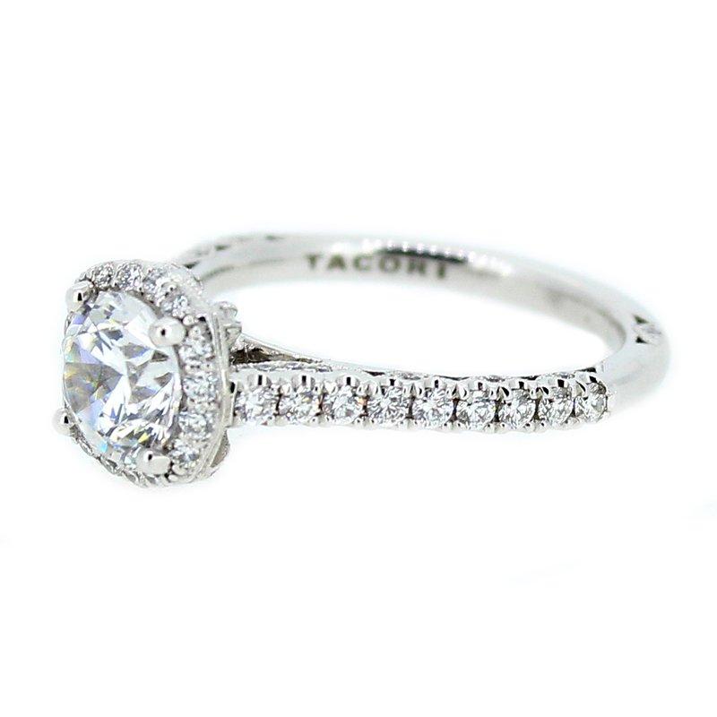 Tacori Tacori Halo Diamond Ring Mounting