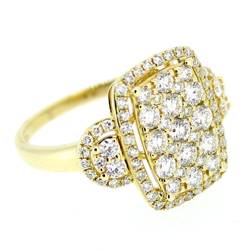 Decor Diamond Ring