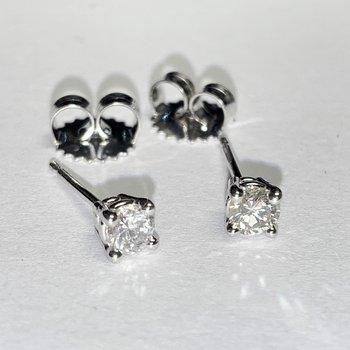 .36ctw Diamond Studs