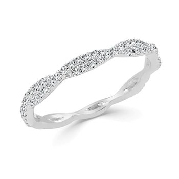 Infinity Diamond Crossover Band