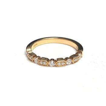 .24ctw Diamond Wedding Band