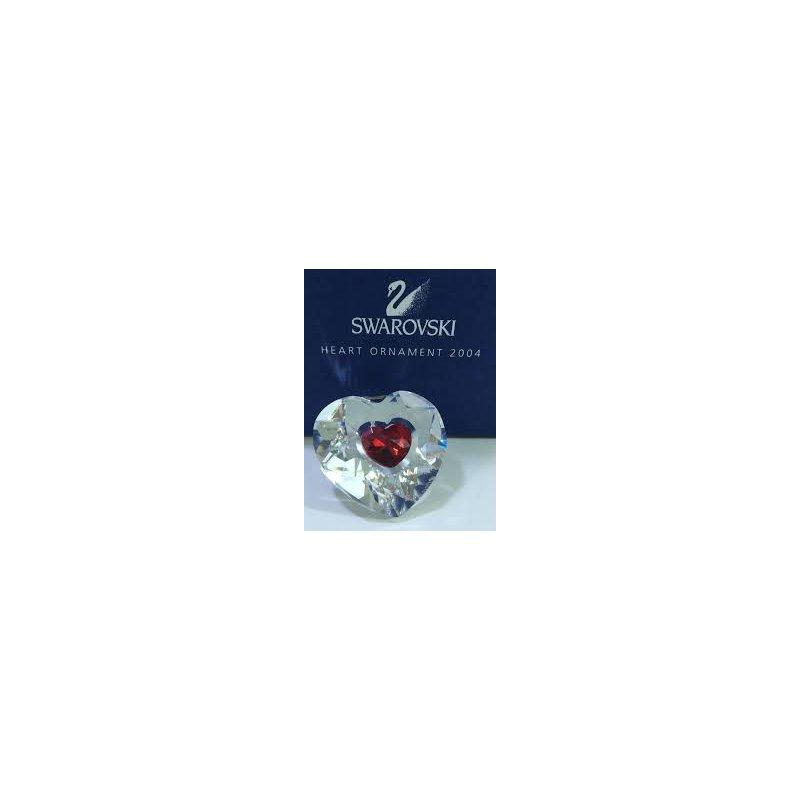 Swarovski Heart Ornament
