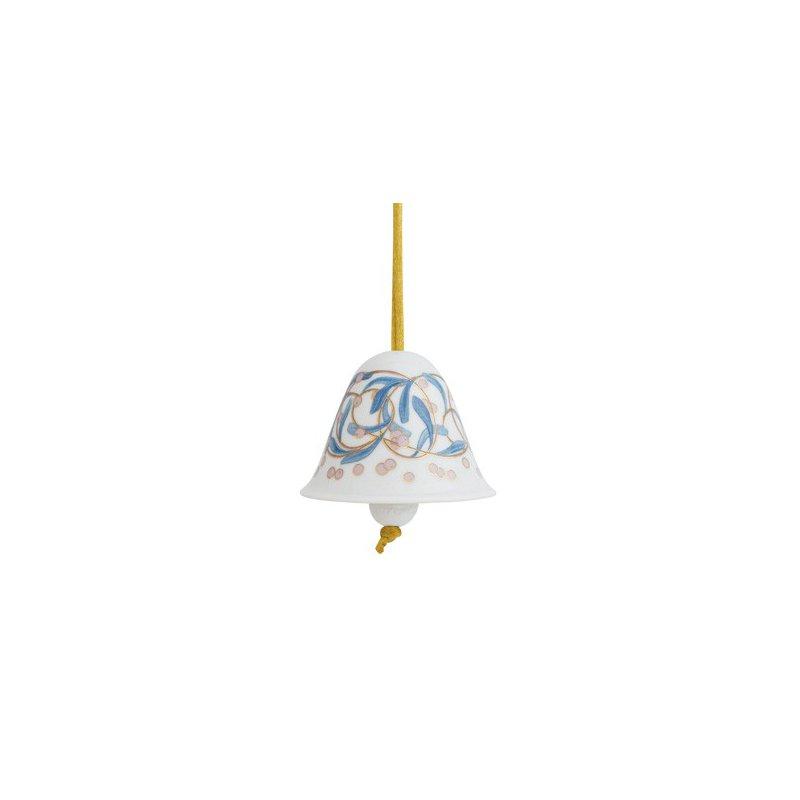 Lladro Mistletoe Bell