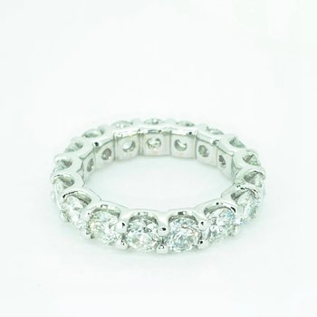 4.20ctw Diamond Eternity Band