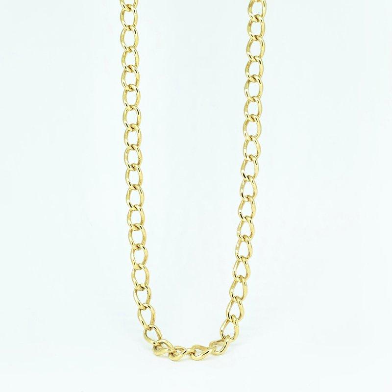 Decor Chain Link Necklace