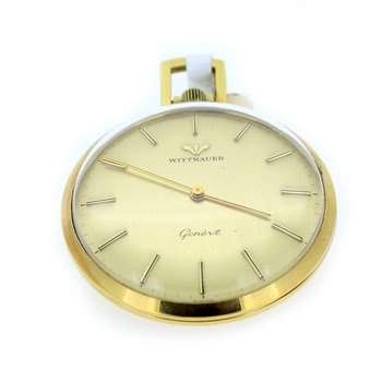Estate Wittnauer Pocket Watch