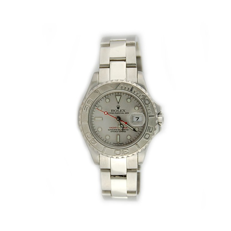 Pre-owned Rolex Rolex Ladies Yachtmaster