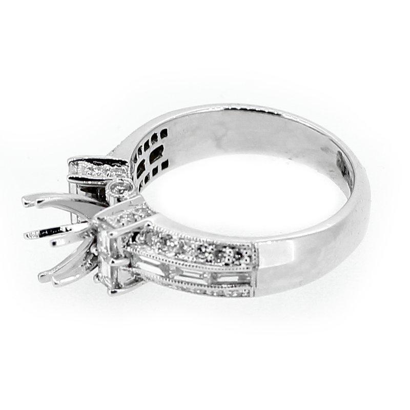 Decor Diamond Ring Mounting