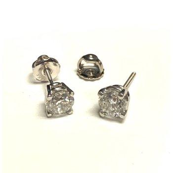 1.43ct Diamond Studs