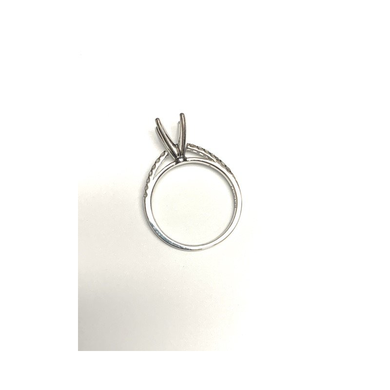 Decor Cathedral Diamond Ring Mounting