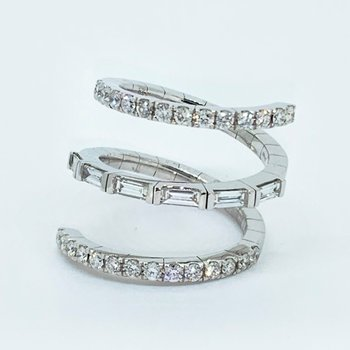 Diamond Wrap Around Ring