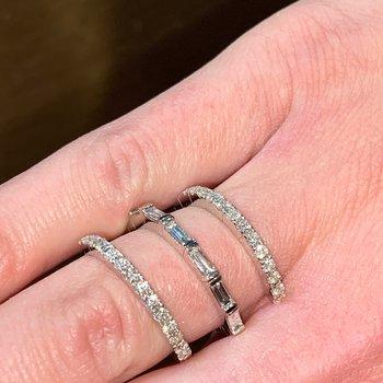 Diamond Wrap Around Ring