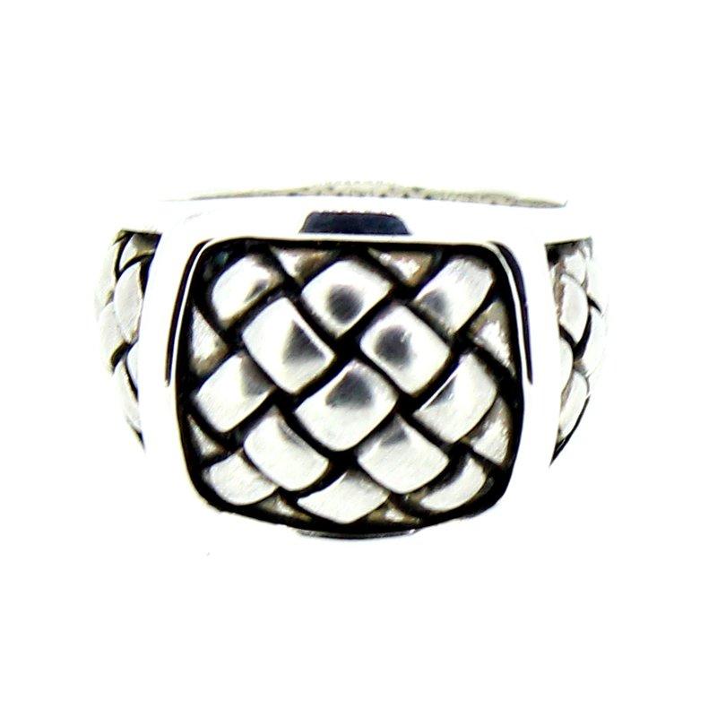 Scott Kay Basketweave Ring