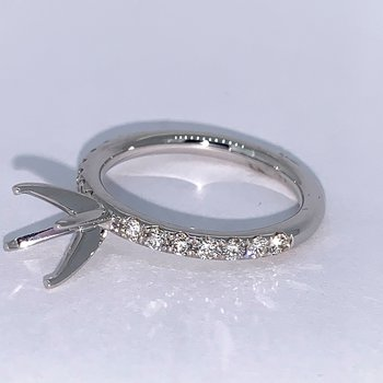 Diamond Engagement Ring Mounting