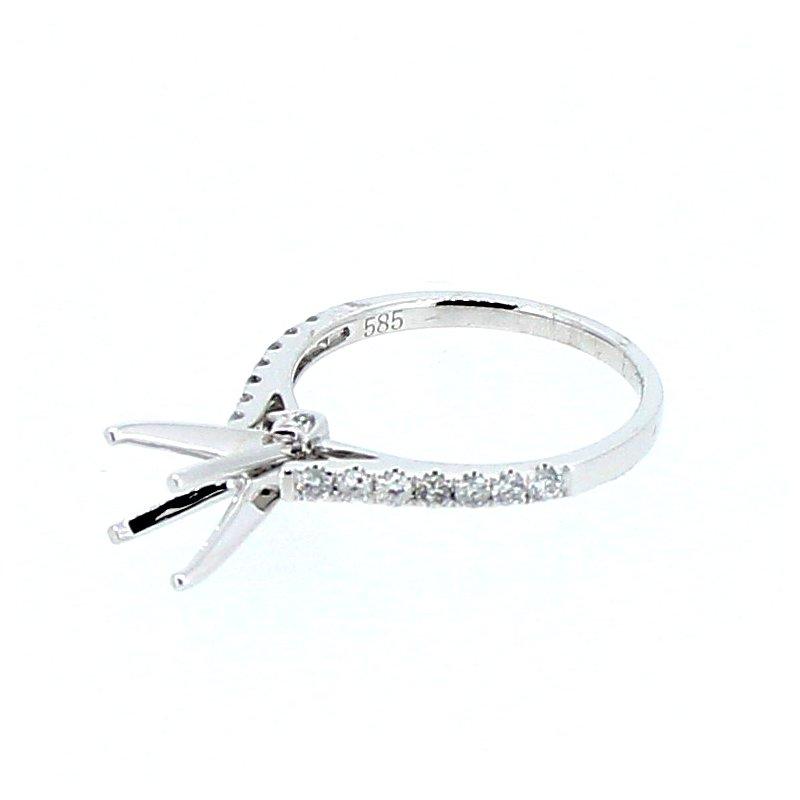 Decor Classic Diamond Ring Mounting