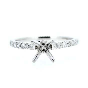 Classic Diamond Ring Mounting