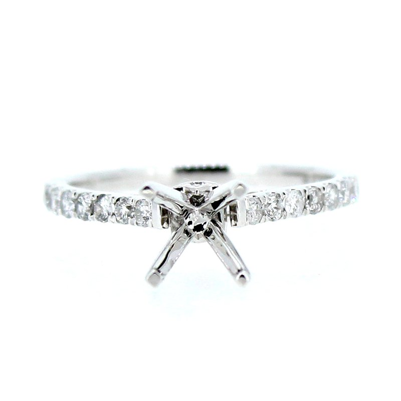 Decor Classic Diamond Ring Mounting